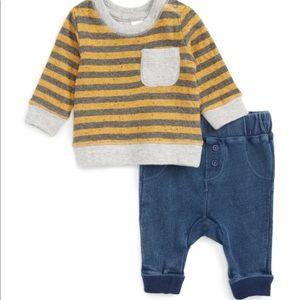 Baby shirt and pant Set